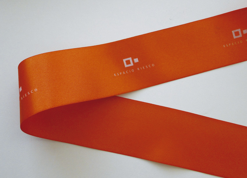 cintas estampadas para inauguraciones etiquetex